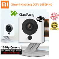Xiaomi Xiaofang Smart Wifi IP Camera CCTV 1080p with Nightvision Cam