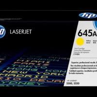 Toner Printer HP 645a C9732A Yellow Baru