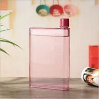 Jual Memobottle A5 Letter 420ml Botol Minum Memo Bottle Tipis Slim Thermos  Murah