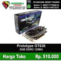 PROTOTYPE GT630 2GB DDR3 128BIT