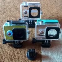Berkualitas KingMa Underwater Waterproof Case IPX68 40m Xiaomi Yi Came