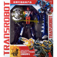 Terlaris Transformers Transrobot First Edition Robot Prime Optimus Pri