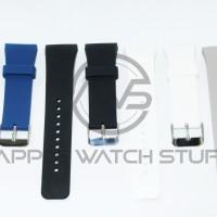 Samsung Gear S2 Sport band / Sport strap , Rubber material (Karet)
