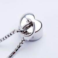 Harga wg 319 kalung perak emas putih asli korea garansi 6 | Pembandingharga.com