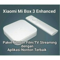 {Playstore} Xiaomi Hezi Mi Box 3S Enhanced 4K Android Smart TV 3