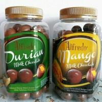 Jual cokelat alfredo durian milk chocolate Murah