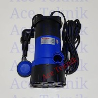 York Yrk-250 A (3 In 1) Auto 250w Pompa Air Celup (submersible Pump)