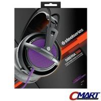 steelseries Siberia 200 The Best Gaming Headset - Purple - 51136