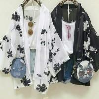 Cardy kimono koreansilk [Outwear 0106] QI8