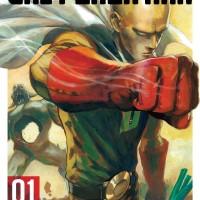One Punch Man Vol 1 TP - One Comic Komik Manga English Book VIZ Media