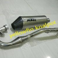 Knalpot KLX / D'Tracker custom KTM