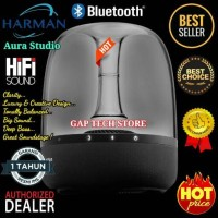 Harman Kardon Aura Studio Bluetooth Home Speaker with Microphone