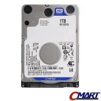 "WD ScorpioBlue 1TB 2.5"" HD HDD Hardisk Harddisk Internal Notebook"