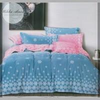 Bed Cover Set Abstrak Uk Bantal King Koil 180x200x25