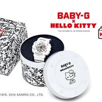 Casio Baby G Hello Kitty BA 120KT-7