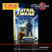 Mainan Achk Med-Beq Coruscant Outlander Club Star Wars AOTC - Hasbro -