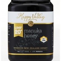 Madu Manuka Happy Valley Honey UMF 20+ NZ Manuka Honey 250gr
