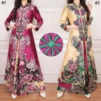 gamis abaya fashion muslim