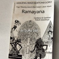 Figur Wayang Jawa dan Bali dalam Lakon Abadi - buku bali