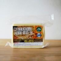 Keju Lembang Mozzarella Pizza +/- 200g (Keju Mozarela) (Via Gojek)