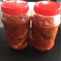 Jual kimchi homemade  500gram Murah