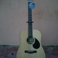 Gitar Akustik Elektrik Greg Bennet GD303 Original dari Samick