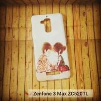ZENFONE 3 MAX ZC520TL CASE CUSTOM HP