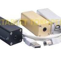 External Sound Card DAC PCM2704 USB Digital Audio Converter PCM 2704