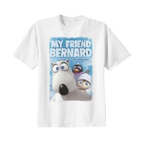 Kaos Bernard The Bear Tshirt Ajs478