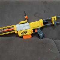 Jual Nerf Recon CS-6 Komplit Set, Tembakan Sekencang Retaliator Murah