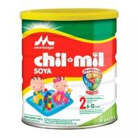 MORINAGA Chil Mil Susu Formula Soya Tin - 600gr
