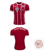 Jersey Bayern Munchen Home 17/18 Grade Ori