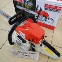 chainsaw senso mesin gergaji pohon kayu MULTIPRO 20