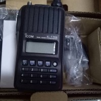 icom T70a # ht dual band vhf uhf batt lithium rapid charger
