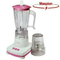 Blender Plastik Maspion 2 in 1 MT-1207