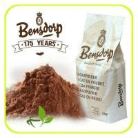 Bensdrop, Bendrop cokelat bubuk, coklat bubuk pure, repack 250gram