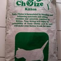Jual Makanan Anak Kucing Premium TASTY CHOIZE KITTEN 20 KG Murah