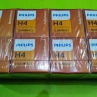 bohlam lampu depan philips type H4 12 volt 100/90 watt