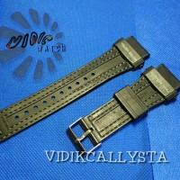 STRAP CASIO PROTREK PRG 250 PRG250 PRG-250 B RUBBER PREMIUM