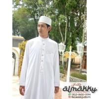 Jubah Pria Ikhwan ALNOOR (Gamis Al Noor Premium Corak Kombinasi Koko)