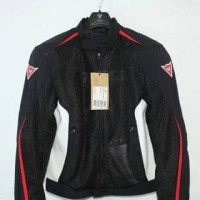 Jaket Dainese HYDRA FLUX D-Dry Black/White/Red