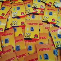 MICROSD VISIPRO 8GB CLASS 6 - MEMORI HP - DISASS JOGJA