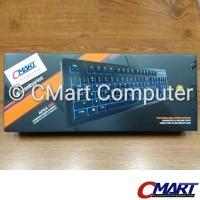 steelseries Apex 100 illuminated Gaming Keyboard Gamer - 64435