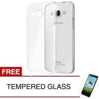 Crystal Case for Samsung Galaxy A3 / A300 - Clear Hardcase