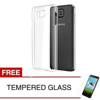Crystal Case for Samsung Galaxy Alpha / G850 - Clear Hardcase