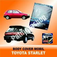 Body Cover (Sarung Penutup) TOYOTA STARLET Untuk Mobil Kesayangan