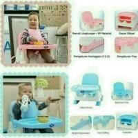 Jual BABY SAFE BOOSTER SEAT/KURSI MAKAN BAYI/KURSI LIPAT BAYI/KURSI BAYI. Murah