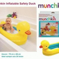 A5522 Munchkin Inflatable Safety Duck Tub KODE D5522
