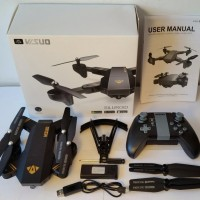Drone VISUO XS809HW FPV Gyro WIFI HD Camera Headless Mode Foldable Arm