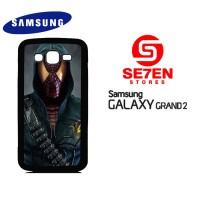 Casing HP Samsung Grand 2 Spiderman Wallpaper Full HD Custom Hardcase